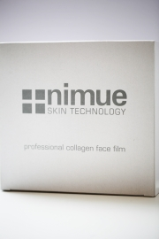 Nimue Collagen Face Film Коллагеновая маска-плёнка, 1 шт